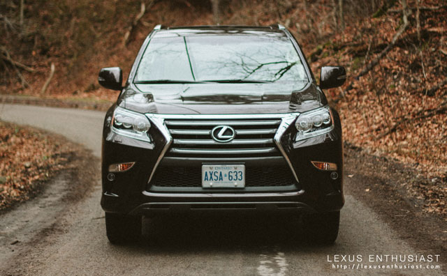 Perfect Lexus GX 460 Front 2014