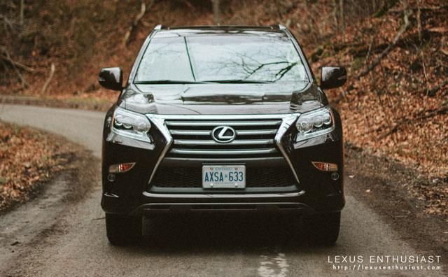 Lexus GX 460 Front 2014