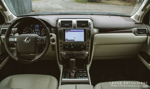 Review The 2014 Lexus Gx 460 Lexus Enthusiast