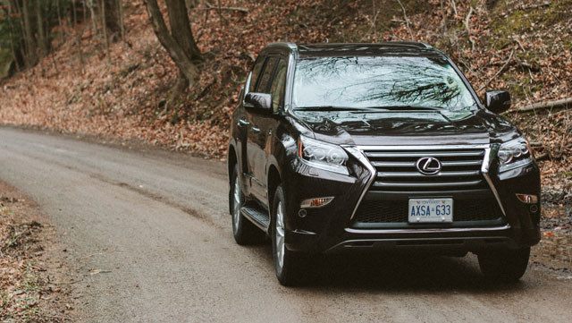 Lexus Gx 460 Review 2017