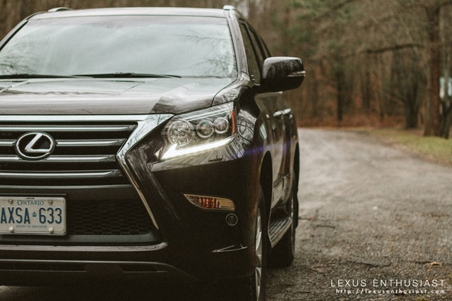 Lexus GX 460 Performance