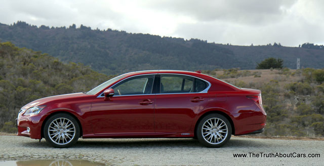 Lexus GS 450h Review