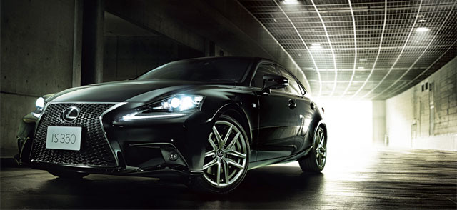 Lexus IS F SPORT Dynamic Handling