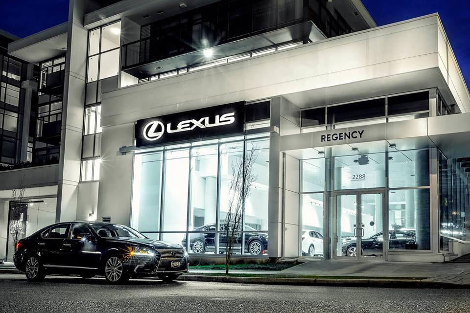 Regency Lexus in Vancouver, BC