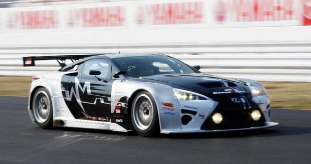 Lexus LFA Code X