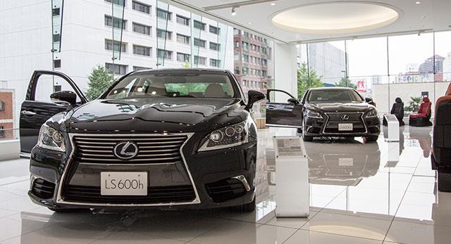 Lexus L-Select program