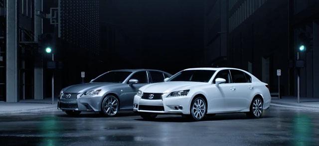 Lexus GS Commercial Hypnotize