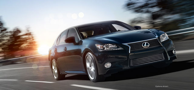 Lexus GS Edmunds Top Rated