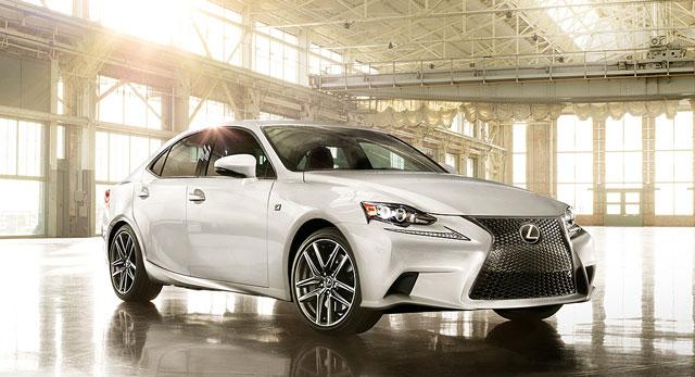 Lexus IS 200t Turbo