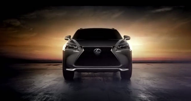 Lexus NX Launch Video