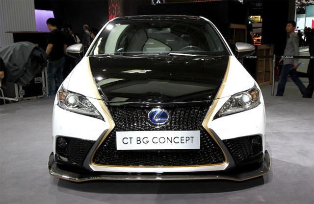 Lexus CT BG Concept
