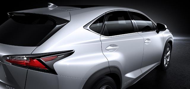 Lexus NX Key Features
