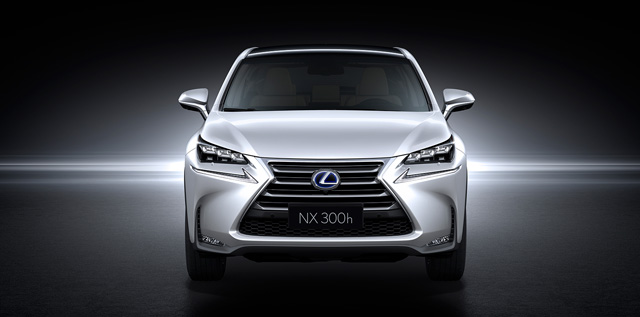 Lexus NX Sales Projections