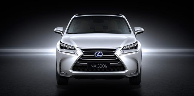 Lexus NX Sales Projections