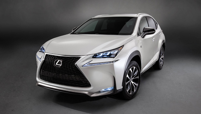 Lexus NX Development Story