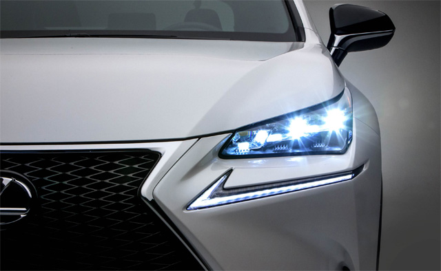 Lexus NX Videos from UK