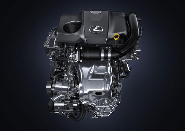 Lexus Turbo Engine