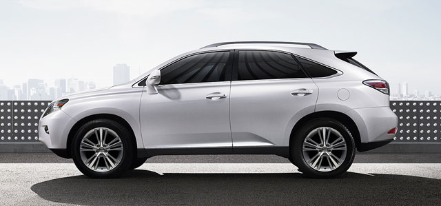 Lexus To Add Three Row Crossover In 2016 Lexus Enthusiast