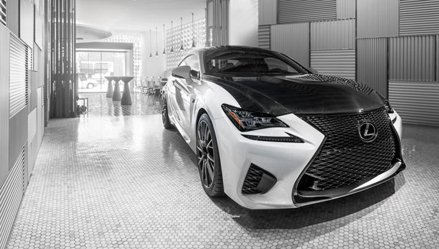Lexus International Has Published An Article About The RC