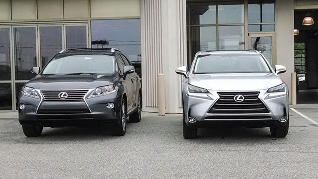Lexus RX & NX