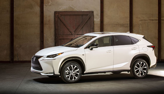 Lexus NX Turbo Sales