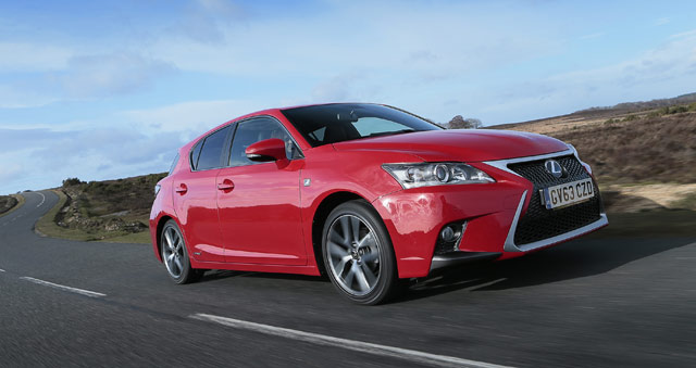 Lexus CT 200h Review by Jeremy Clarkson