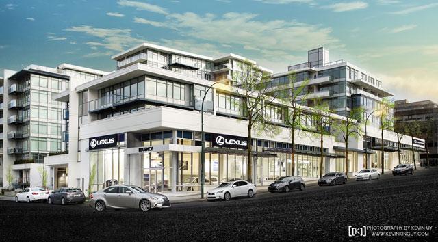 Regency Lexus in Vancouver