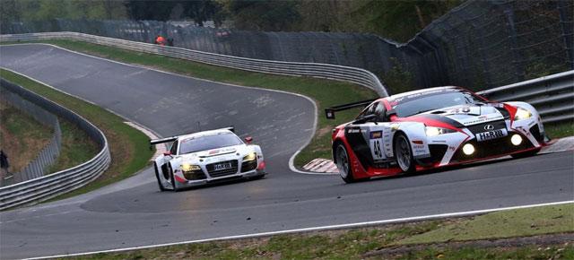 Lexus LFA Lap Nürburgring