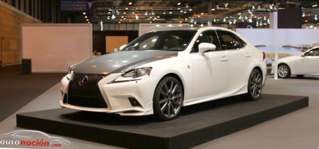 Lexus IS Special Edition Spain