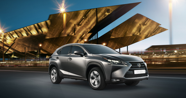 Lexus NX Compact Crossover