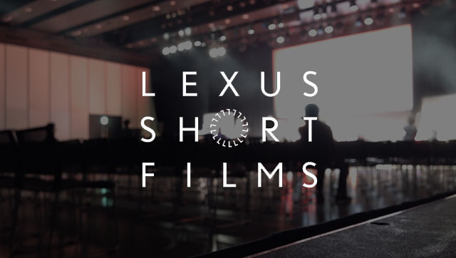 Lexus Short Films Hero Image