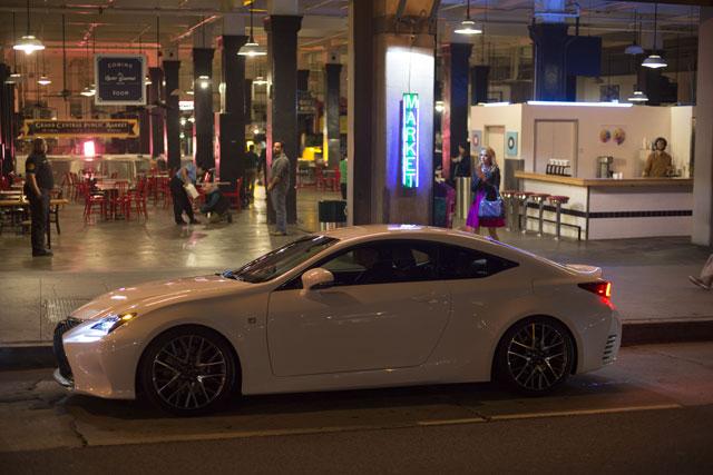 Lexus Short Films Market Hours RC