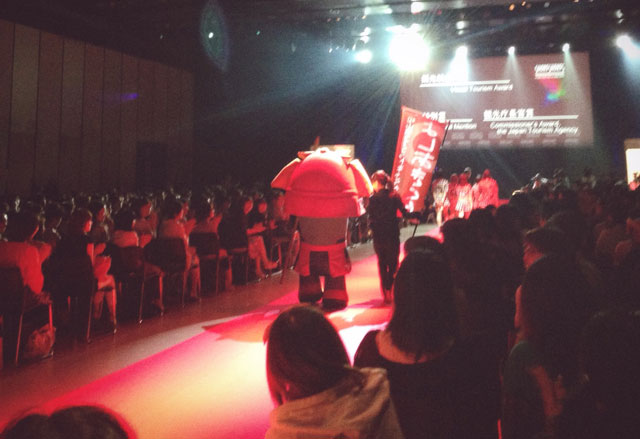 Lexus Short Films Samurai Mascot