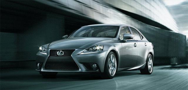 Lexus Sales 2014