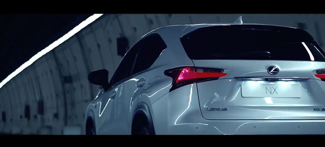 Lexus NX Music Video