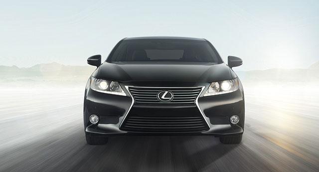 Lexus ES J.D Power Initial Quality Study