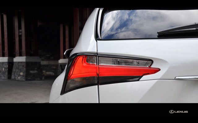 Lexus NX Rear Tail Lamp