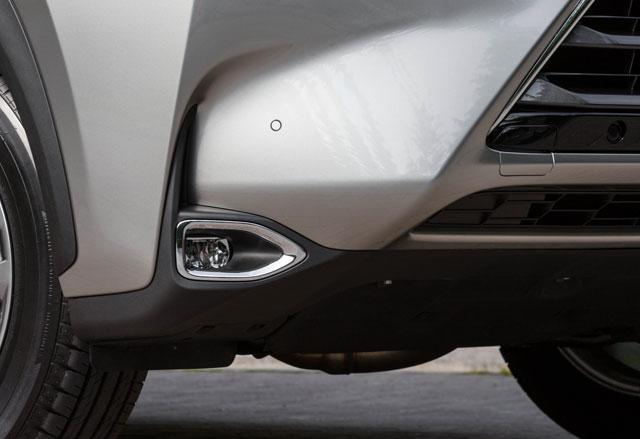 Lexus NX Standard Fog Lamp