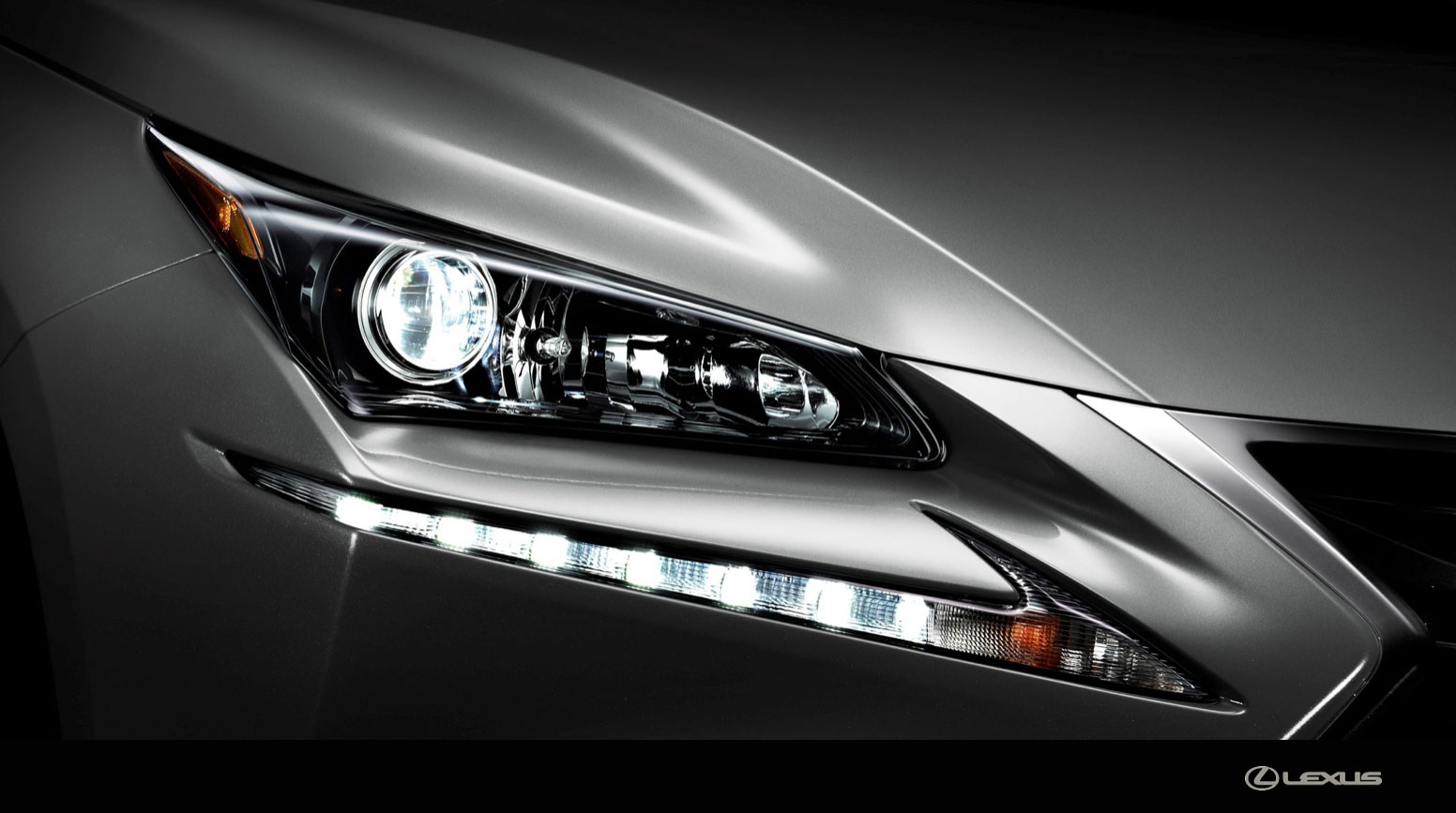 lexus nx standard led headlights. Black Bedroom Furniture Sets. Home Design Ideas