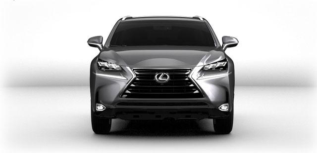 Lexus NX Exterior Front