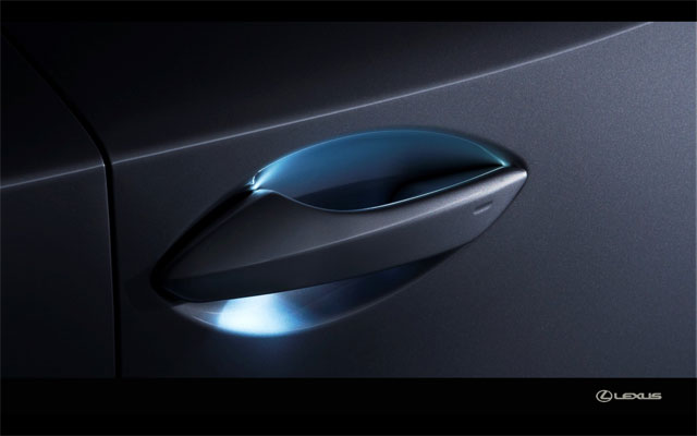 Lexus NX Door Handle