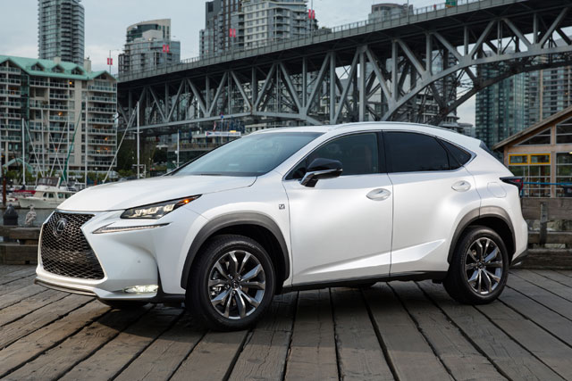 Lexus NX F SPORT Photo Gallery
