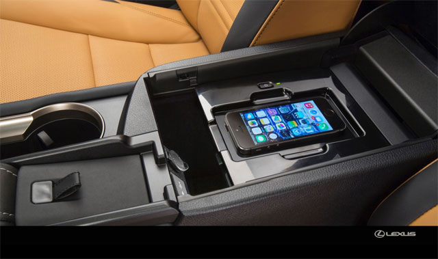 Lexus NX QI Wireless Charger