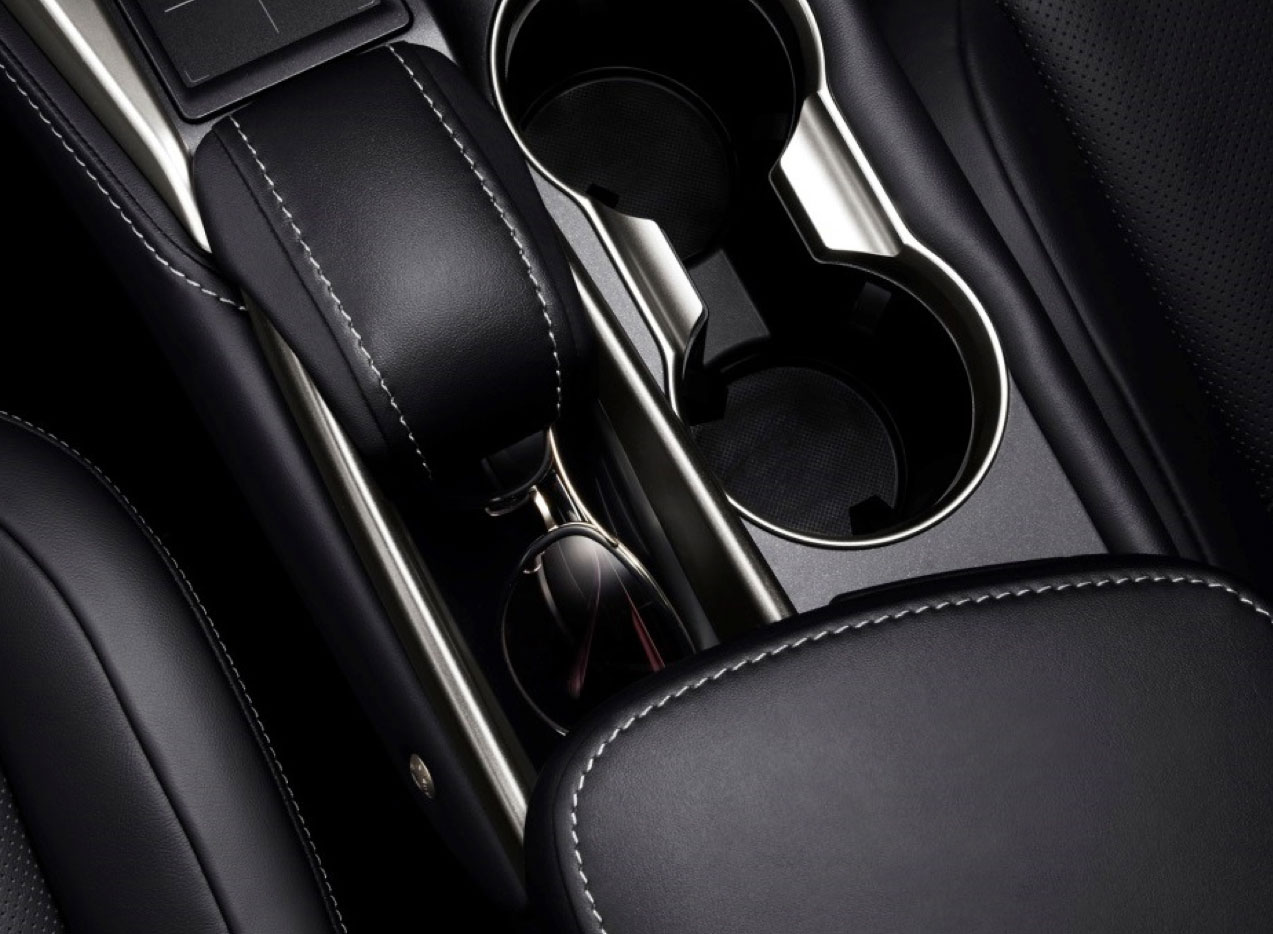 Lexus NX Sunglasses Storage