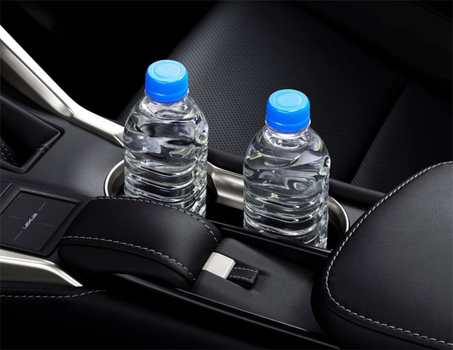 Lexus NX Water Bottles
