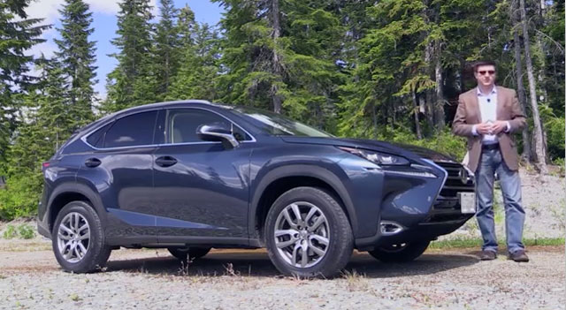 Lexus NX Alex on Autos
