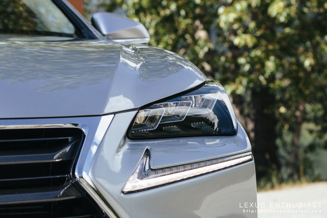 Lexus NX Tri-L Headlamp