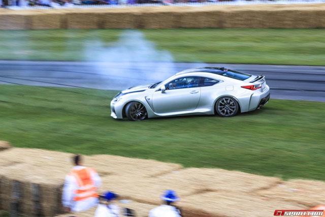 Lexus RC F GT Spirit