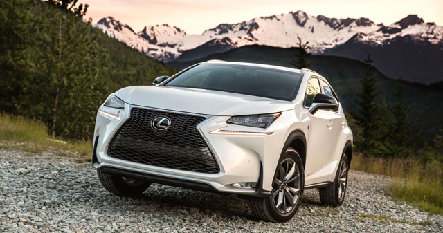 Lexus NX Car Advice Review
