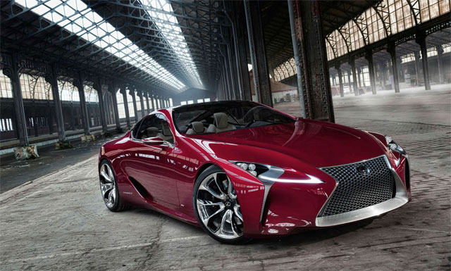 Lexus Latest Models >> New Lexus Model Every Year Until 2020 Lexus Enthusiast